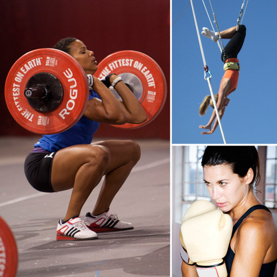 5 Workouts That Will Take You to the Max