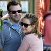 Jason Sudeikis and Olivia Wilde Hugging Pictures