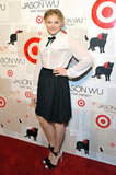 Chloe Moretz attended the launch of Jason Wu for Target.
