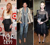 Pictures of the Top Ten Best Dressed Celebrities This Week Jessica Alba, Olivia Palermo, Alexa Chung, Diane Kruger & More!