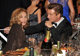 Jessica Lange and Alec Baldwin