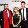 Reese Witherspoon & Tom Hardy London Premiere This Means War