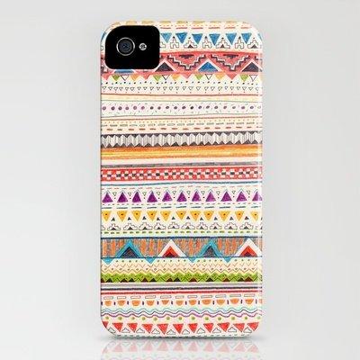 Pattern by Sandra Dieckmann Smartphone Case