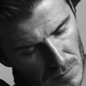 David Beckham H&M Super Bowl Commercial