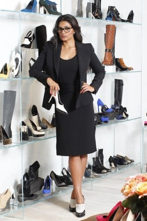 Rachel Roy Launches Shoe Line, Kristen Stewart's Obscene Gesture, and Tavi Sings: Fashion News January 31, 2012