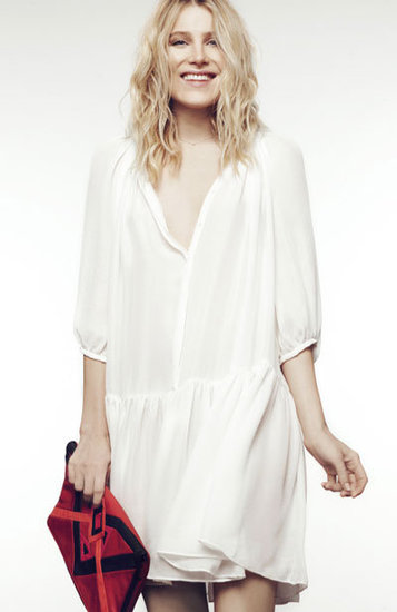 Dree Hemingway for Sandro