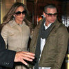 Jennifer Lopez and Casper Smart in NYC Pictures