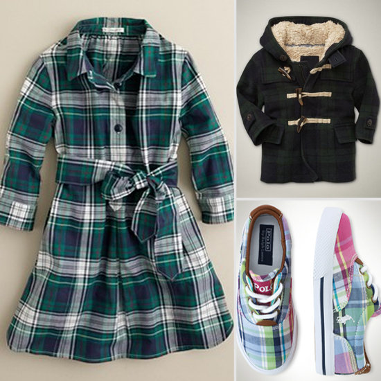 Mad For Plaid: The Classic Pattern For Kids Is Stronger Than Ever