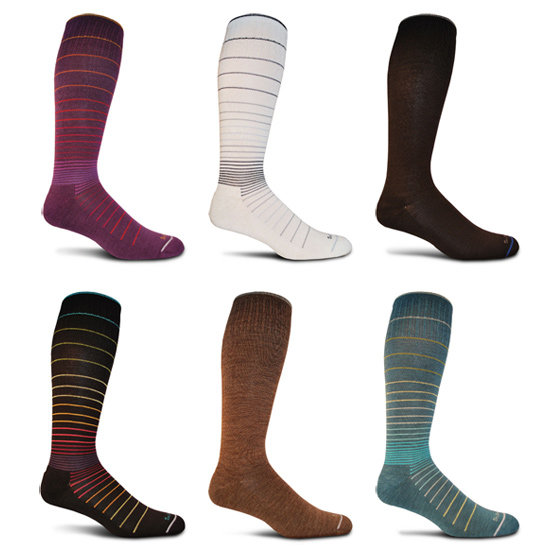 Wicking-Compression Socks