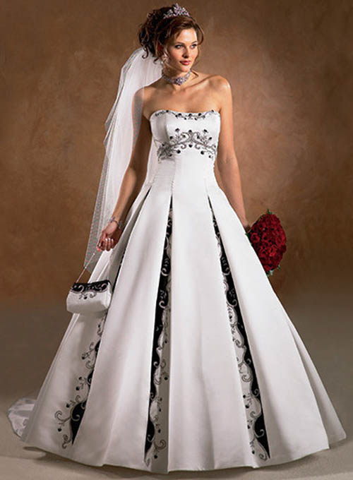 wedding dresses photos free: Unusual Wedding Dresses