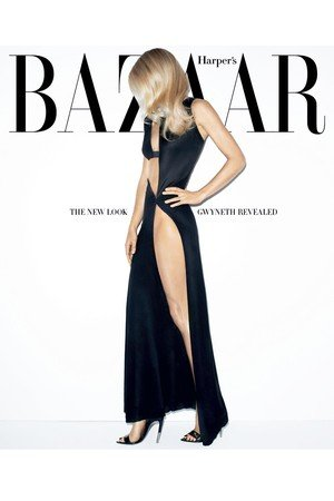 Gwyneth Paltrow's March 2012 Harper's Bazaar Cover
