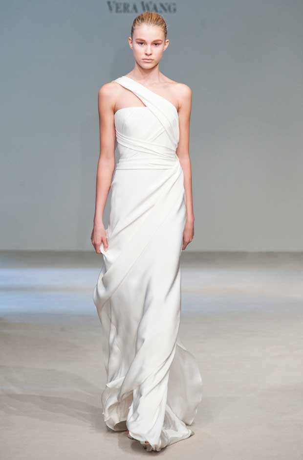 Here are the example photos about Grecian wedding dresses in attractive two