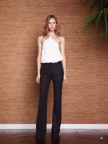 On our list: perfect wide-leg trousers.
