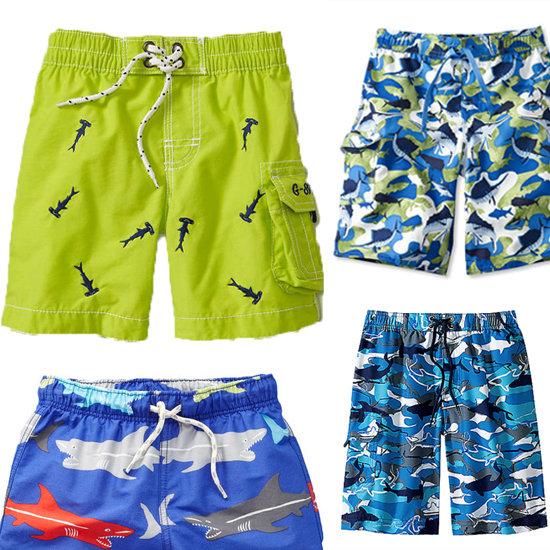 8 Under-the-Sea Swimsuits For Lil Boys