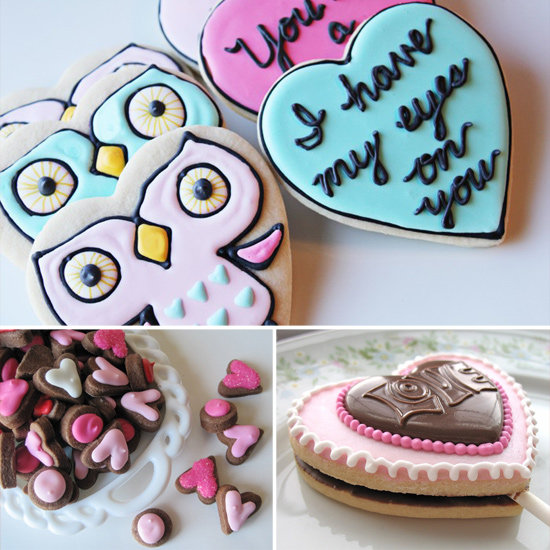 I Heart You! 5 Lovely Valentine's Day Cookies From Etsy