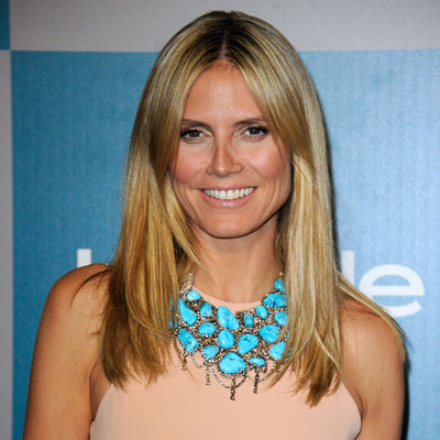 Heidi Klum Thanks Her Fans After Seal Split