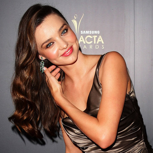 Miranda Kerr, Cate Blanchett and Megan Gale Hit the 2012 AACTA Awards