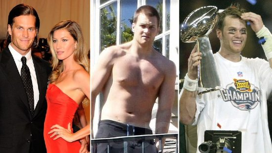 Video: Tom Brady's Top 5 Sweetest and Sexiest Moments On and Off the Field
