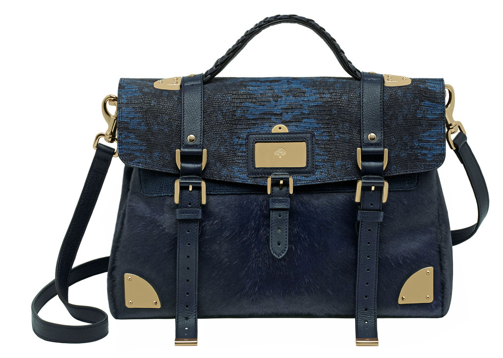 Mulberry's New Travel Bags