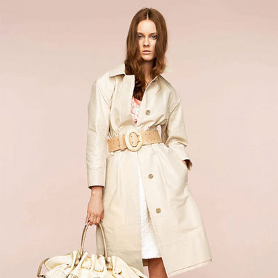 Lauren Conrad's Guest Editor Post: Belted Coats and How To Stay Stylish in Winter. Shop Her Top Picks