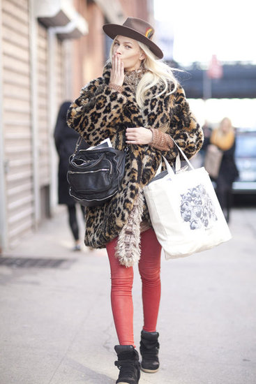 New York Fashion Week Street Style — Fall 2012 Edition (Updated!)