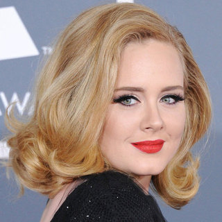 Hair at the Grammys 2012