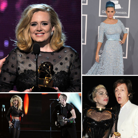 Check Out All the Best Grammy Awards Pictures, From the Red Carpet to the Show to Backstage!