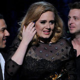 Adele Grammys Speech Album of the Year (Video)