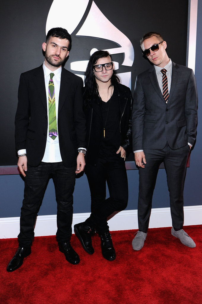 A-Trak, Skrillex, and Diplo