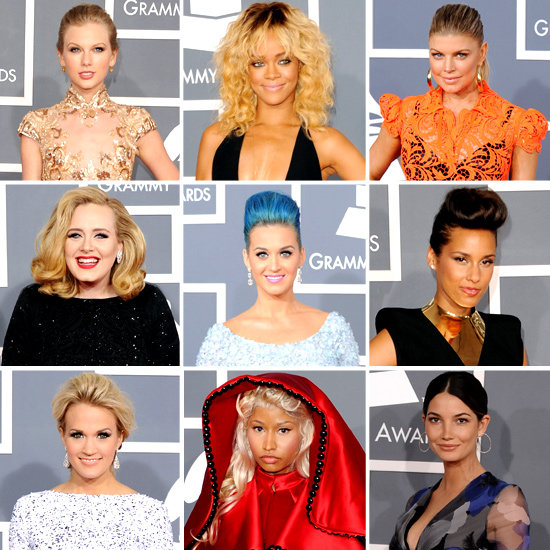 2012 Grammys: Who Wore What