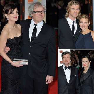 BAFTA Couples