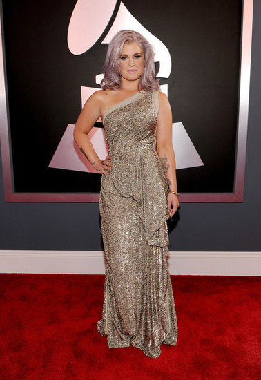 Kelly Osbourne(2012 Grammy)