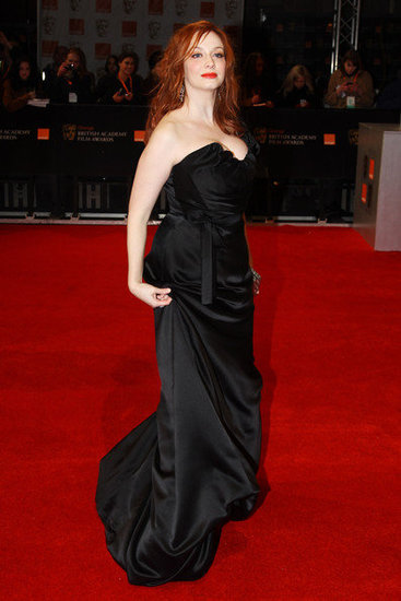 Christina Hendricks(2012 BAFTA)