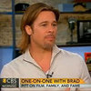 Brad Pitt on CBS This Morning Video