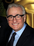Martin Scorsese at the 2012 Oscar nominees lunch.