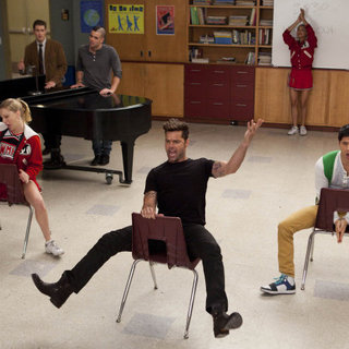 "Glee Recap ""The Spanish Teacher"""
