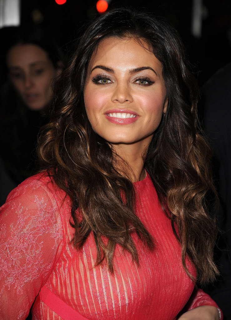 Jenna Dewan at The Vow premiere in LA.