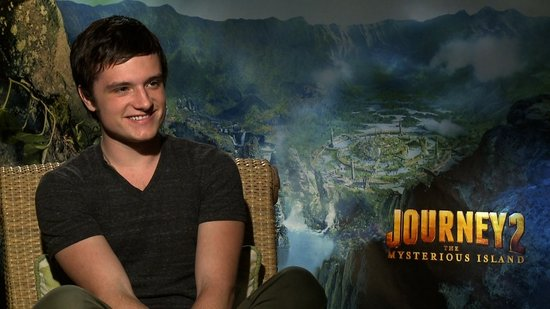Josh Hutcherson on His Journey Pranks and a Hunger Games Surprise!