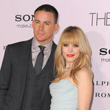 Channing Tatum and Rachel McAdams The Vow Premiere Pictures