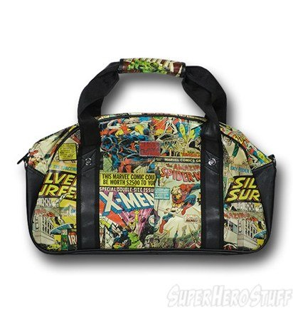 Marvel Gym Bag ($68)