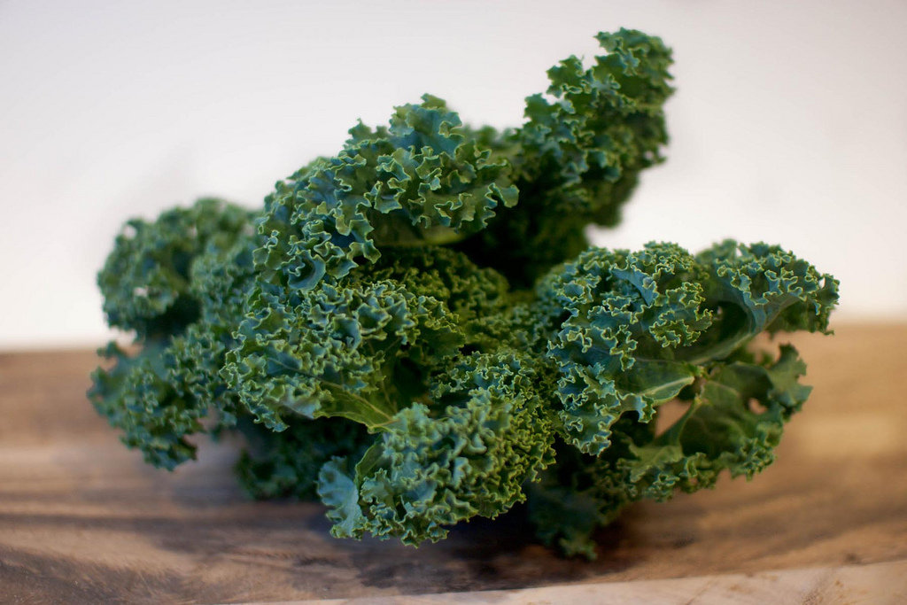 Lunch: Kale