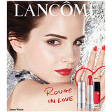 Lancôme and Emma Watson Launch New Lines For BAFTAS