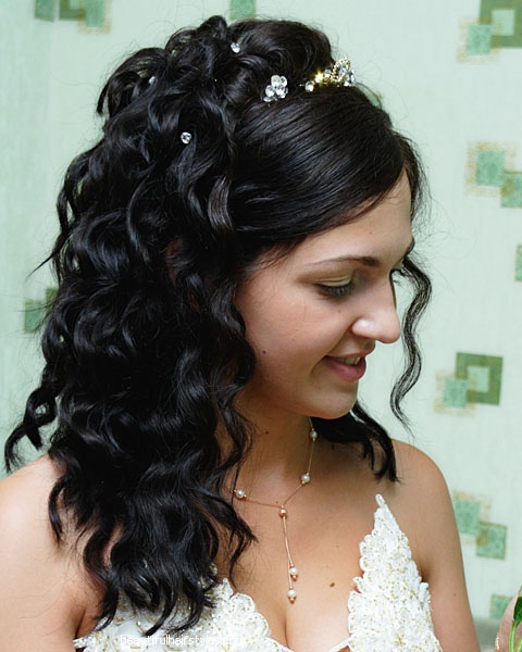 Photos Of Wedding Hairstyles A