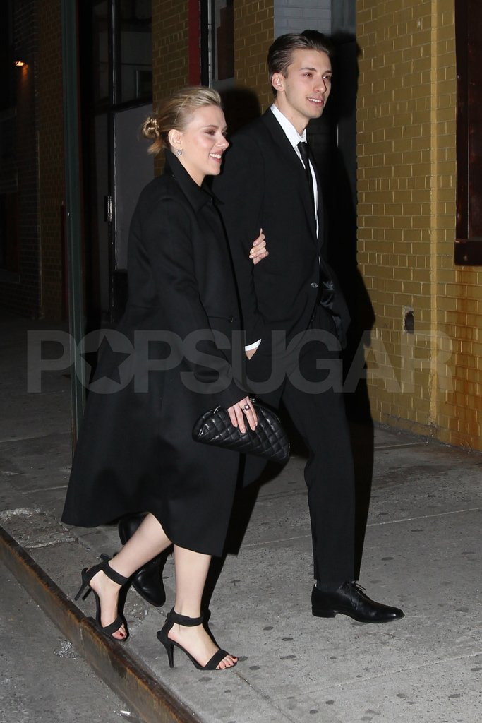 "Scarlett Johansson and Hunter Johansson headed to ""Runway to Win."""