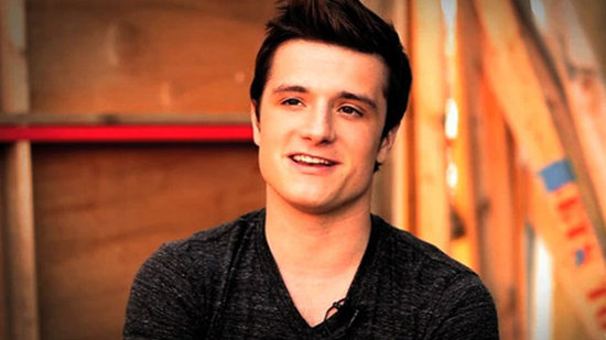 Video: Josh Hutcherson Gushes About Ryan Gosling and Talks Hunger Games