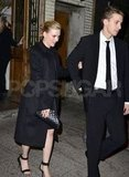 Scarlett Johansson and Hunter Johansson went to a fundraiser.