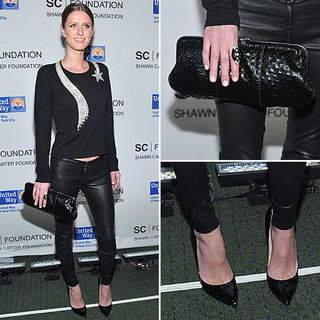 Nicky Hilton at Jay-Z Carnegie Hall Concert