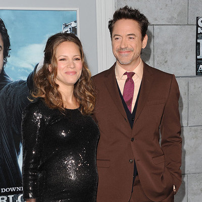 Robert Downey Jr. and Wife Susan Welcome a Son Called Exton Elias