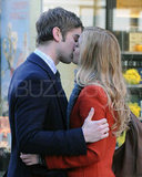 Chace Lands a Peck