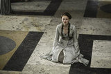 Sophie Turner as Sansa Stark on Game of Thrones.  Photo courtesy of HBO